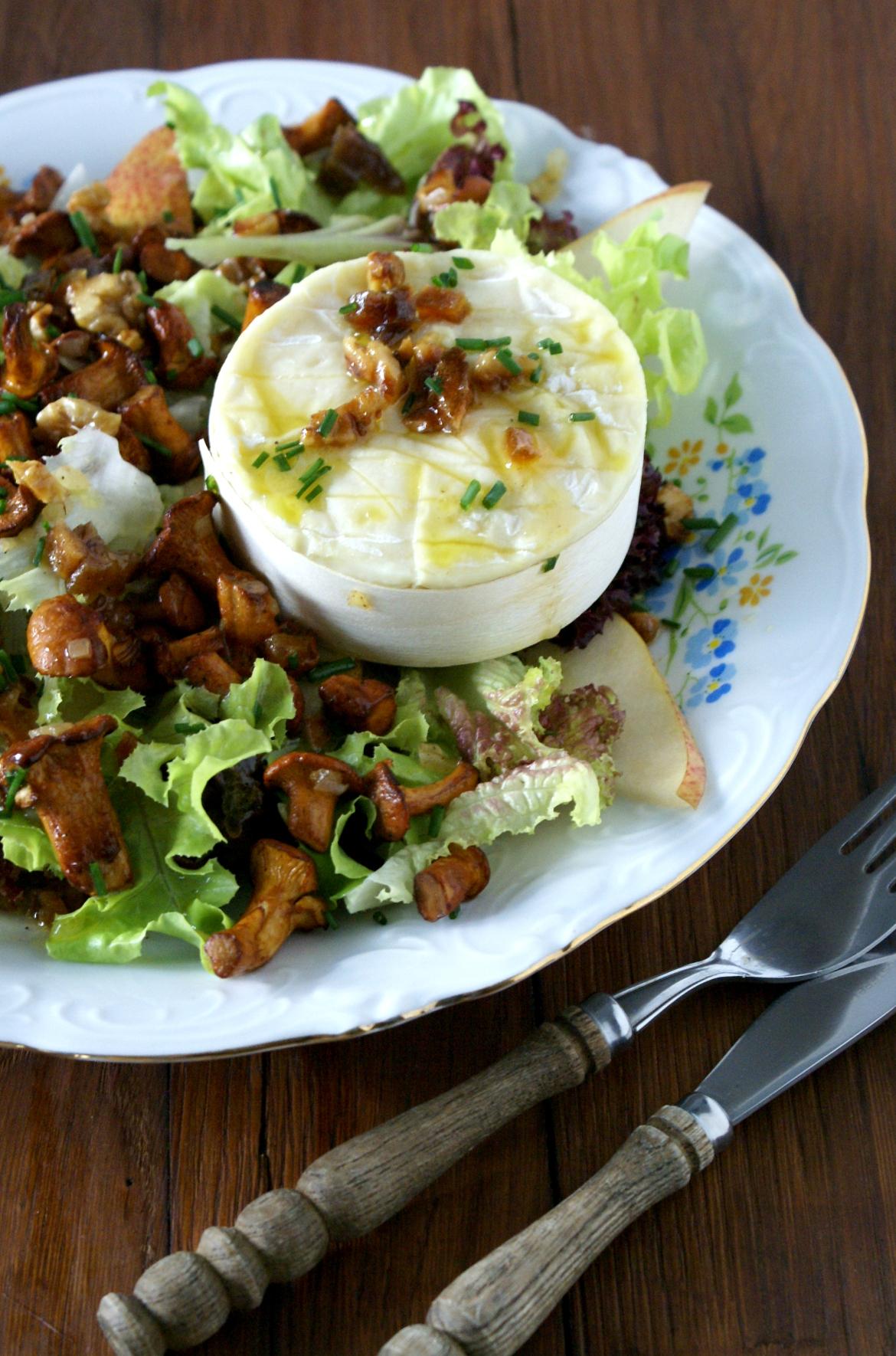 Eierschwammerlsalat