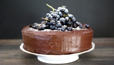Schoko-Nuss-Torte